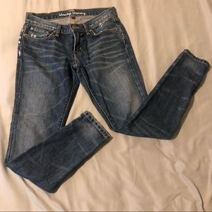 LIKE NEW FOSSIL jeans